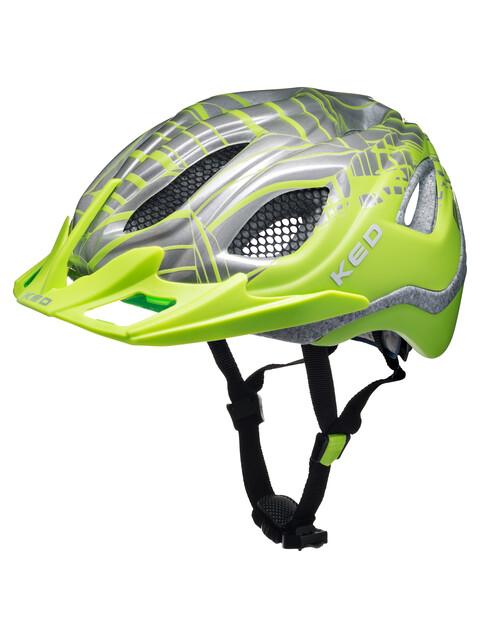 KED Certus K-Star Helmet Green Matt